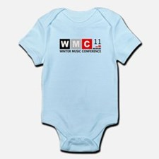 WMC '11 Winter Music Conferen Infant Bodysuit