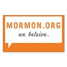 Mormon.org Decal