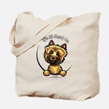 Cairn Terrier IAAM Tote Bag