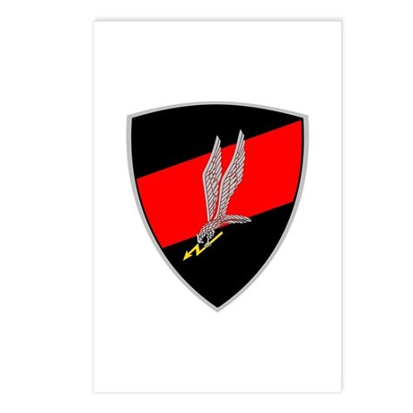 GROM - Red and Black Postcards (Package of 8)