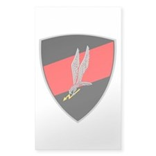 GROM - Red and Black Decal