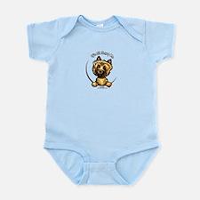 Cairn Terrier IAAM Infant Bodysuit