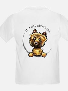 Cairn Terrier Pocket IAAM T-Shirt