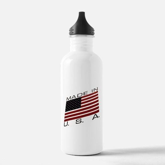 MADE IN U.S.A. CAMPAIGN IX Water Bottle
