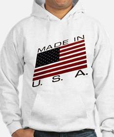 MADE IN U.S.A. CAMPAIGN IX Jumper Hoody