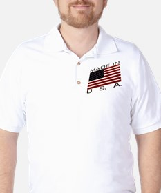 MADE IN U.S.A. CAMPAIGN IX Golf Shirt