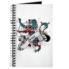 Greer Tartan Lion Journal