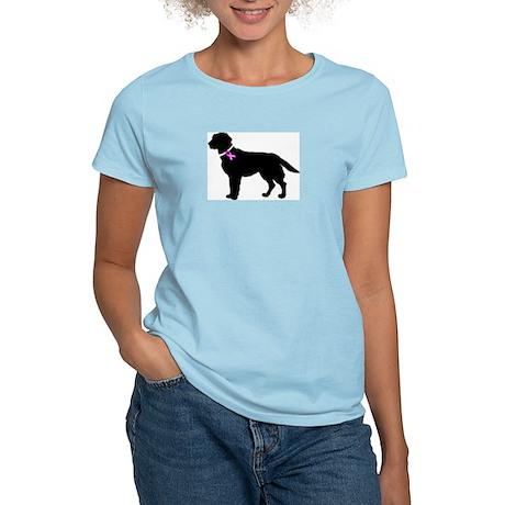 Labrador Retriever Breast Can Women's Light T-Shir