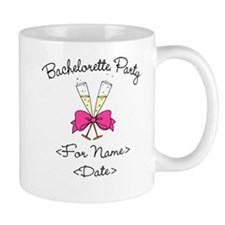 Bachelorette Party (Type In Name & Date) Mug