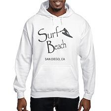 Surf Beach Hoodie