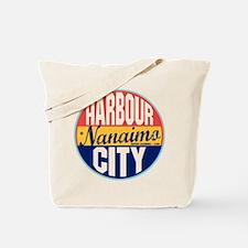 Nanaimo Vintage Label Tote Bag