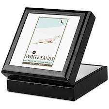 National Parks - White Sands 2 Keepsake Box