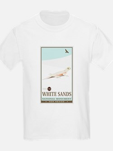 National Parks - White Sands 2 T-Shirt