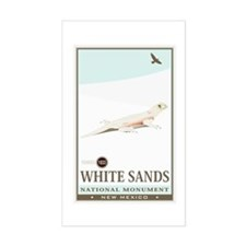 National Parks - White Sands 2 Decal