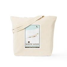 National Parks - White Sands 2 Tote Bag