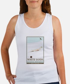 National Parks - White Sands 2 Women's Tank Top