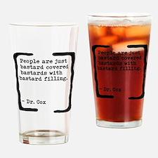 Bastard Covered Bastards Drinking Glass