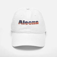 American Aleena Baseball Baseball Cap