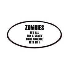 Zombies Fun and Games Patches