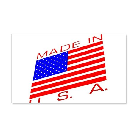 MADE IN U.S.A. CAMPAIGN XIII 22x14 Wall Peel