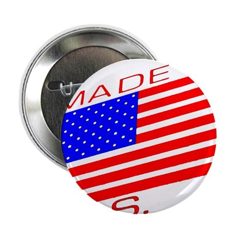 """MADE IN U.S.A. CAMPAIGN XIII 2.25"""" Button (100 pac"""