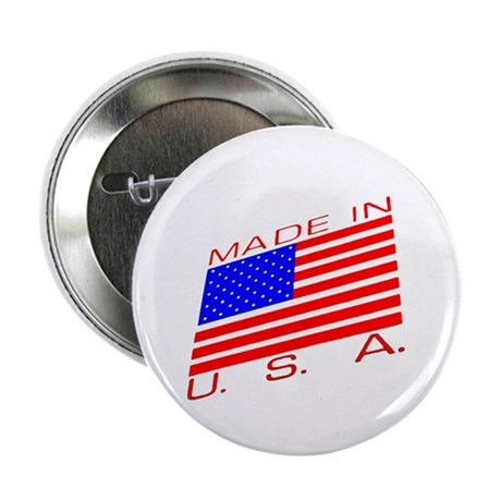 "MADE IN U.S.A. CAMPAIGN XIII 2.25"" Button (10 pack"