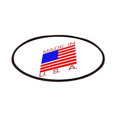 MADE IN U.S.A. CAMPAIGN XIII Patches