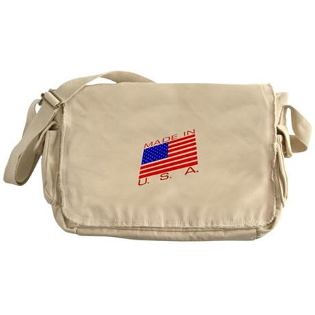 MADE IN U.S.A. CAMPAIGN XIII Messenger Bag