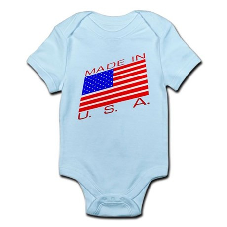 MADE IN U.S.A. CAMPAIGN XIII Infant Bodysuit