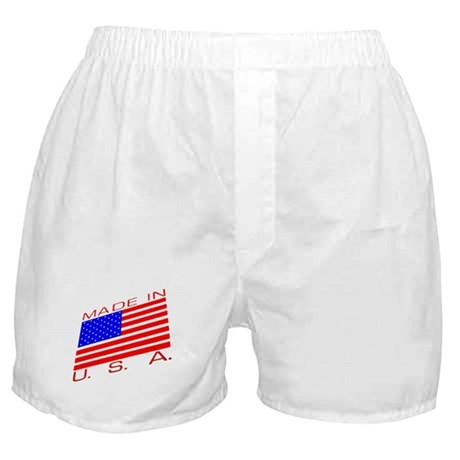 MADE IN U.S.A. CAMPAIGN XIII Boxer Shorts