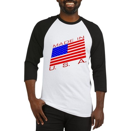 MADE IN U.S.A. CAMPAIGN XIII Baseball Jersey