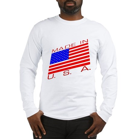 MADE IN U.S.A. CAMPAIGN XIII Long Sleeve T-Shirt