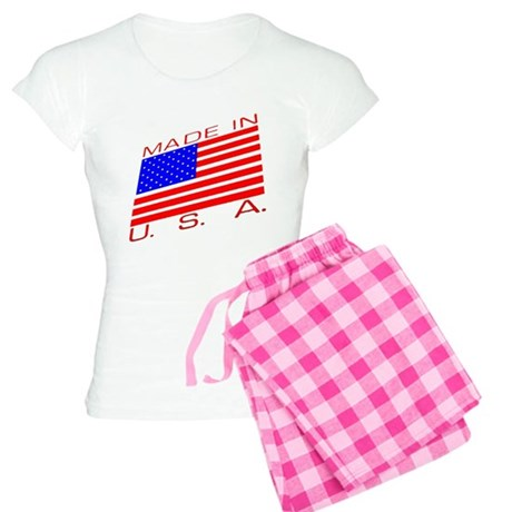 MADE IN U.S.A. CAMPAIGN XIII Women's Light Pajamas
