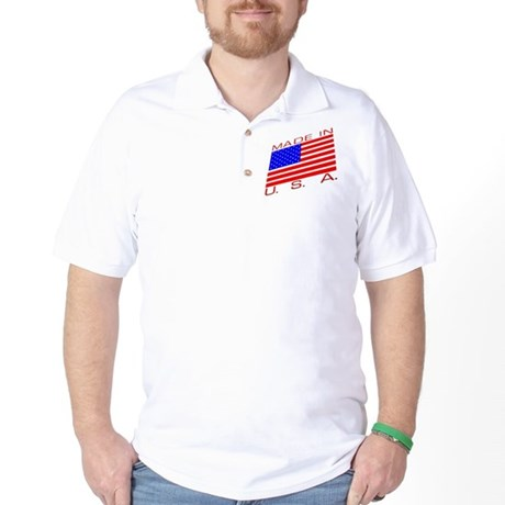 MADE IN U.S.A. CAMPAIGN XIII Golf Shirt