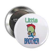 Robot Little Brother Button