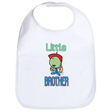 Robot Little Brother Bib