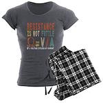 LADYBUGS Women's Long Sleeve Dark T-Shirt