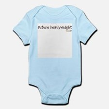 future heavyweight Infant Bodysuit
