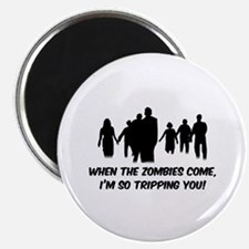 Zombies Quote Magnet