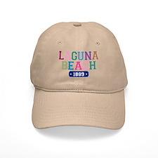 Laguna Beach 1889 Baseball Cap