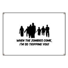 Zombies Quote Banner