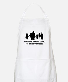 Zombies Quote Apron