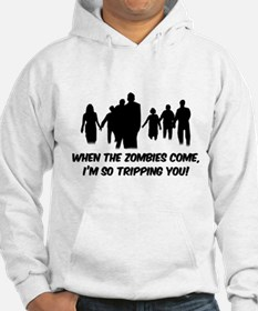 Zombies Quote Hoodie