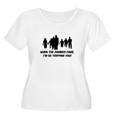 Zombies Quote T-Shirt