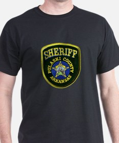 Pulaski County Sheriff T-Shirt