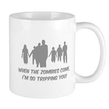 Zombies Quote Mug
