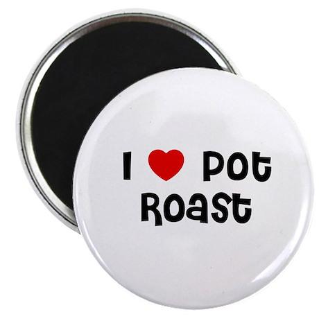 I * Pot Roast Magnet