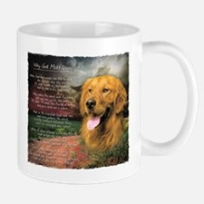 """Why God Made Dogs"" Golden Retriever Mug"