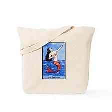 Cute Mermaid fantasy Tote Bag
