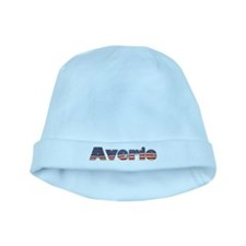 American Averie baby hat
